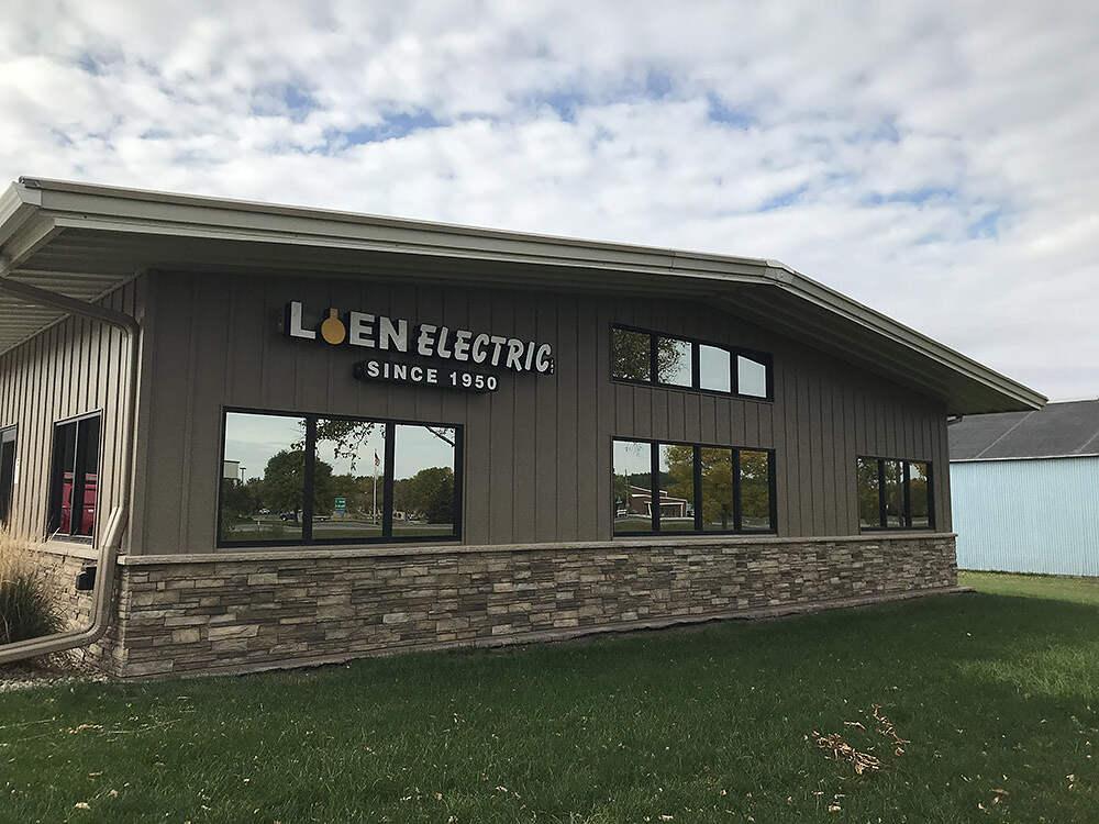 Loen Electric building