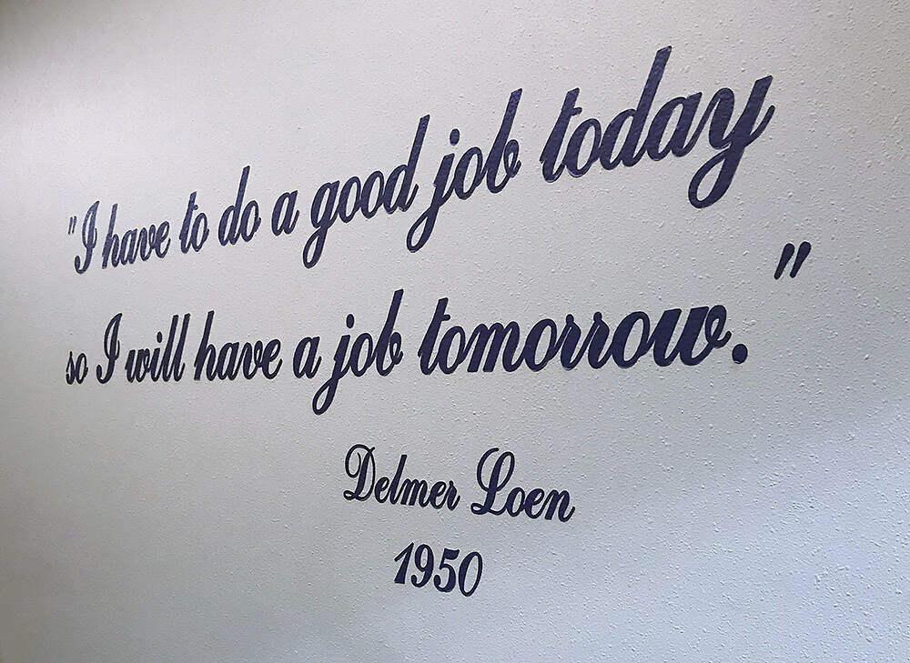 Quote by Delmer Loen